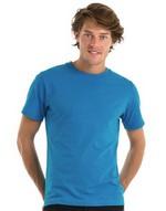 T-shirts flocage Men Only - T-shirt coupe ajustée B & C