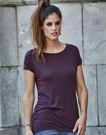 T-shirts femme 100 % polyester Ladies City Tee Tee Jays