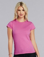 Ladies Fitted Ring Spun T-Shirt