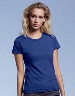T-shirts flocage T-shirt femme Anvil