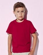 T-shirts flocage Jamie Crew Neck Kids Stars by Stedman