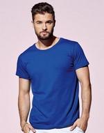 T-shirts flocage Ben Crew Neck  Stars by Stedman