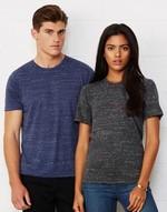 T-shirts flocage Unisex Poly-Cotton T-Shirt Bella