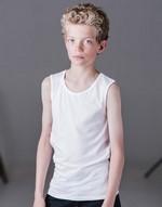 T-shirts débardeur transfert numerique Kids Organic Tank Vest Mantis Kidswear