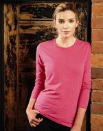 T-shirts femme russell Ladies Long Sleeve HD Tee Russell