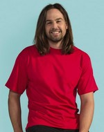 T-shirts flocage Heavyweight T-Shirt SG