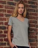 T-shirts femme V-Neck T-Shirt Women - TW045 B & C