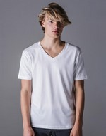 T-shirts mantis flocage Men's Favourite Deep V Mantis