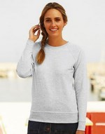 Femme-Fit Lightweight Raglan Sweat