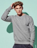Sweats-shirts sans étiquette au col Active Sweatshirt Active by Stedman