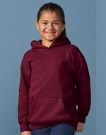 Sweats-shirts enfant gildan Blend Youth Hooded Sweatshirt Gildan