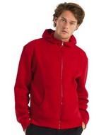 Sweats-shirts Men's Zip Through Hoodie B & C