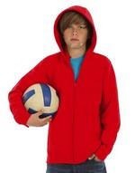Sweats-shirts enfant Kids' Hooded Full Zip B & C
