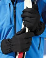 Gants et écharpes Softshell Thermal Glove Result Winter Essentials