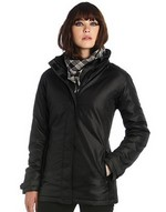 Blousons d hiver Ladies' Heavy Weight Jacket B & C