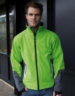 Vestes légères bicolor Blade Soft Shell Jacket Result