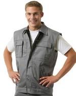 Chantier et atelier Working vest Contrast Carson