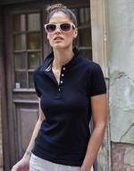 Polos coupe cintrée impression directe Ladies College Polo Tee Jays