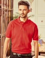Polos jerzees flocage Polo Blended Fabric Jerzees