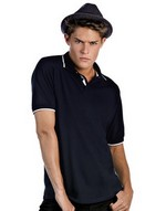 Polos homme b & c Tipped Polo B & C