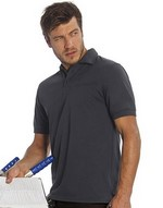 Polos unisexe broderie Workwear Blended Pocket Polo B & C