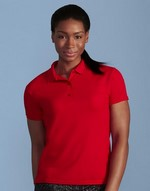 Polo femme polyester