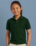Polos DryBlend® Youth Double Piqué Polo Gildan