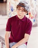 Polos russell impression directe Chidren's Polo Shirt Russell