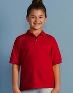 Dry Blend Kids Jersey Polo