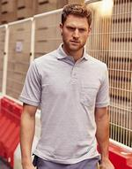 Polos jerzees flocage Workwear Polo Shirt Jerzees