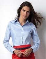 Ladies Corporate Oxford Blouse LS