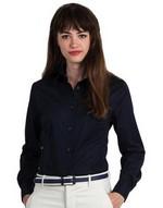 Ladies Sharp Twill Long Sleeve Shirt