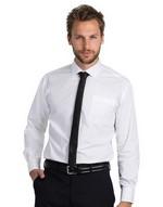Men`s Heritage Long Sleeve Poplin Shirt