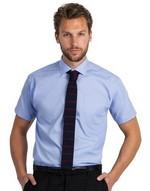 Men`s Smart Short Sleeve Shirt