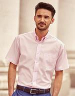 Chemises jerzees flocage Oxford Shirt Jerzees