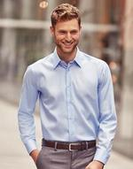 Chemises flocage Tailored Ultimate Non-iron Shirt LS Russell