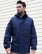 Blousons d hiver 3 in 1 Jacket with quilted Bodywarmer Result