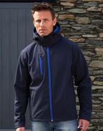 TX PerforHommece Hooded Softshell Jacket