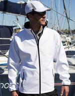 Vestes légères bicolor Bedruckbare Softshell Jacke Result