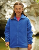 Polaires fruit of the loom Kids Fleece Jacket Fruit of the Loom