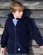 Polaires avec zip Kids Fleece Jacket Result