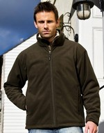 Polaires Climate Stopper Water Resistant Fleece Result