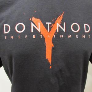 Sérigraphie 2 couleurs sur t-shirts