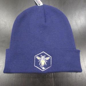 Joli bonnet avec logo brodé