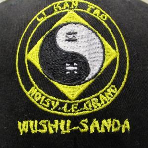 Commande de textile personnalisé pour le club LI KAN TAO