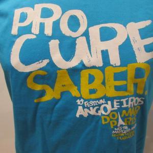 T-shirt sérigraphié en 2 couleurs