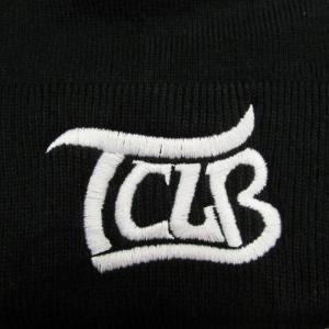 Broderie sur bonnets pour TCLB